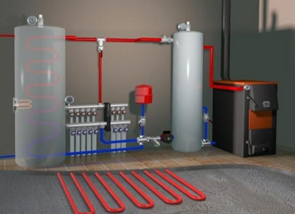 Антифризы для систем отопления домов и котельных